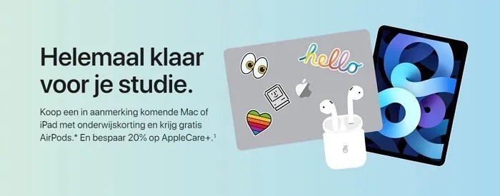 小伙伴期待的Apple教育优惠终于来了!具体规则进来看~